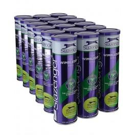 Slazenger Wimbledon 4-Ball Can 18