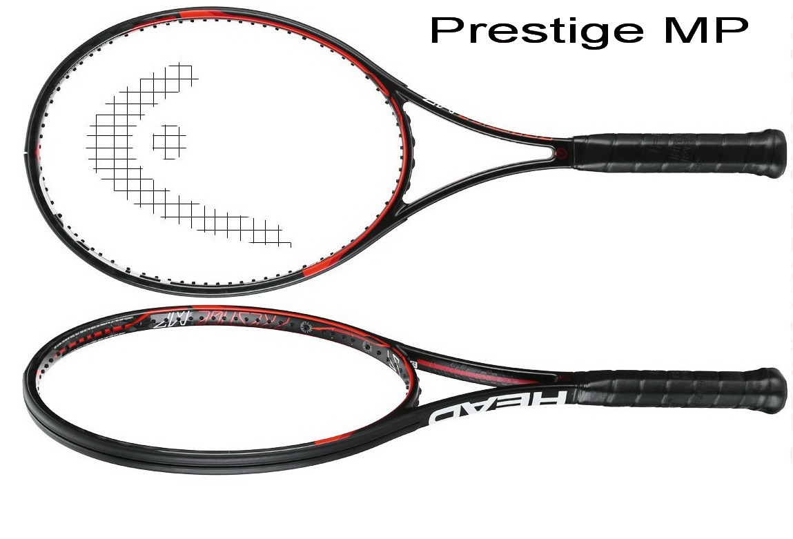 Head Graphene XT Prestige Midplus